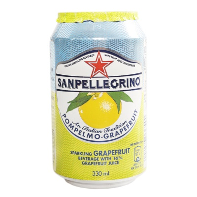 Sanpellegrino Sparkling Grapefruit Juice 330ml