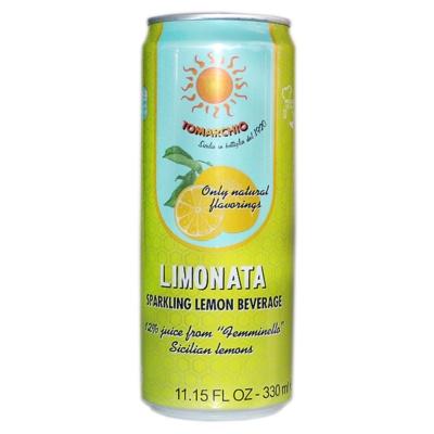 Tomarchio Sparkling Lemon Beverage 330ml