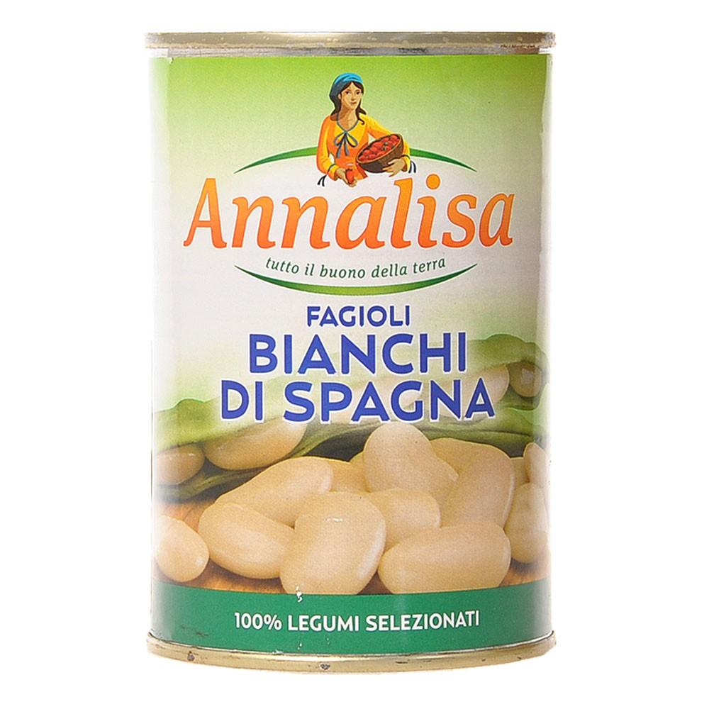 Annalisa Fagioli Bianchi Spagna 400g