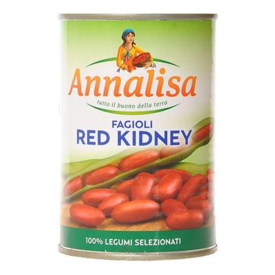 Annalisa Fagioli Red Kidney 400g
