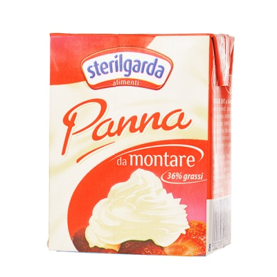 Sterilgarda Whipping cream 200ml