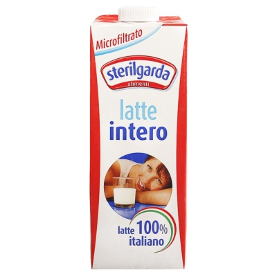 Sterilgarda Whole Milk 1L