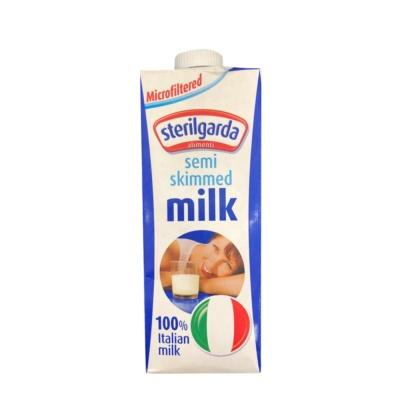 琪雷萨部分脱脂纯牛奶 1L