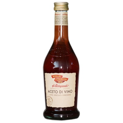 Monari Federzoni Red Wine Vinegar 500ml