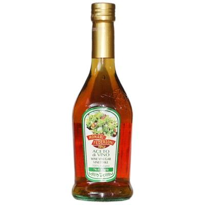 Monari Federzoni White Wine Vinegar 500ml