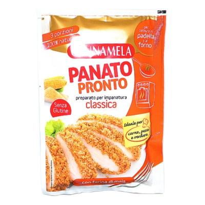 Cannamela Breaded Classic Taste 80g