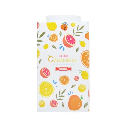 Serra Multiple Juices Candy 250g