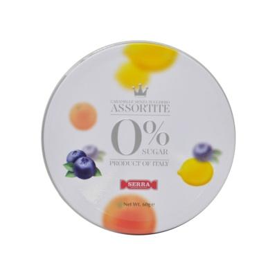 Le Specialita'Italiane Assortite 0% Sugar Candy 60g