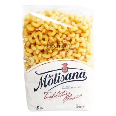 La Molisana Spaghetti (Twisted shape) 500g