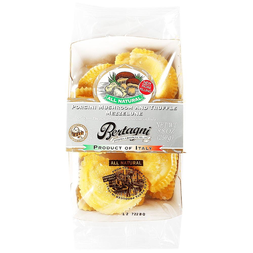 Bertagni Triangoloni With Truffle&Porcini Mushrooms 250g