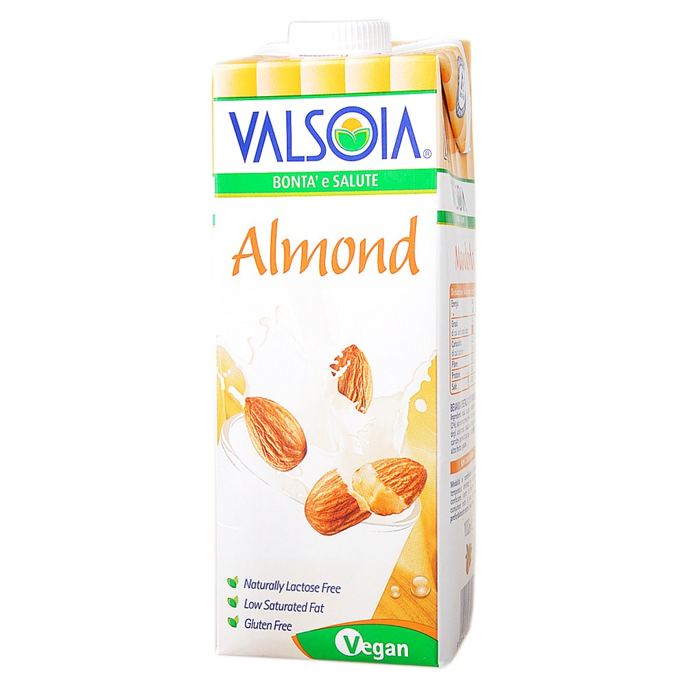 Valsoia Almond Calcium Beverage 1L
