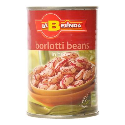 Borlotn Beans 400g