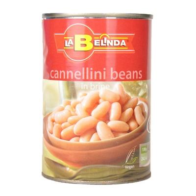 La Belinda Cannellini Beans in Brine 400g