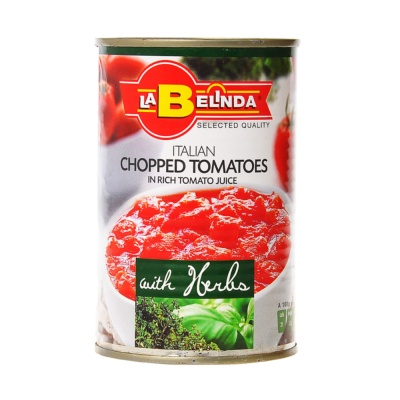 Chopped Tomatoes With Heres 400g