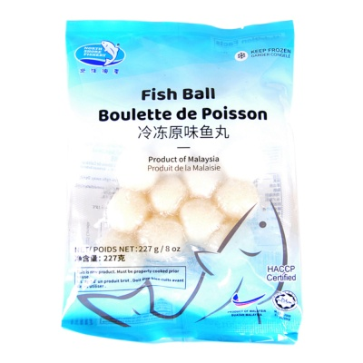 North Shore Fishery Fish Ball 227g