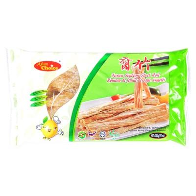Asian Choice Frozen Soybean Sheet Roll 200g