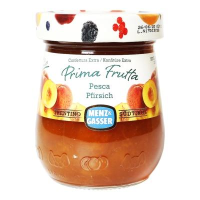 Menz&Gasser Peach Jam 340g