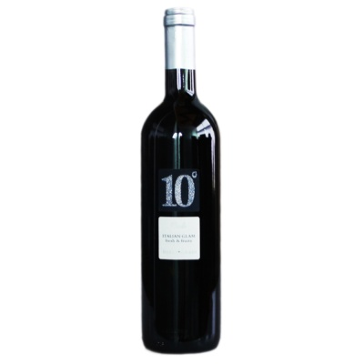 Cielo 10° Fresh & Fruity Red Wine 750ml
