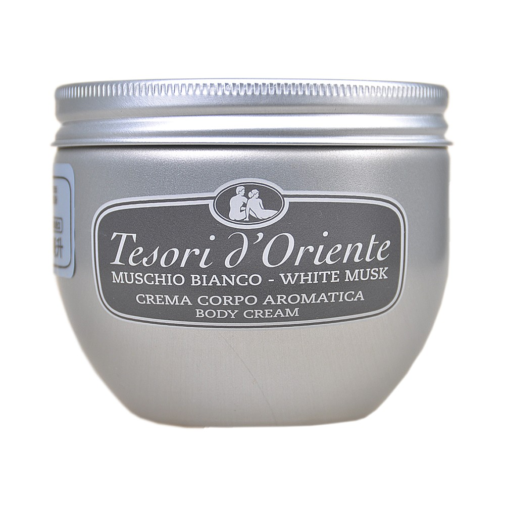 TesoriD Oriente Body Cream (White Musk) 300ml