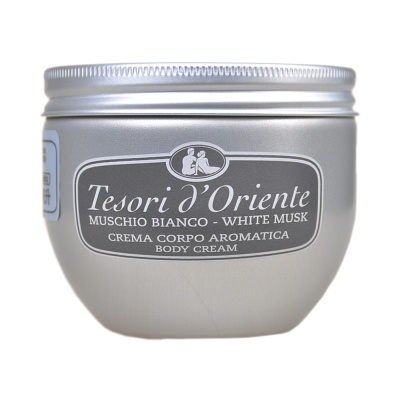 TesoriD Oriente Body Cream (White Musk) 300ml