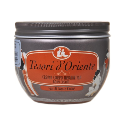 TesoriD Oriente Corpo Aromatica Body Cream 300ml