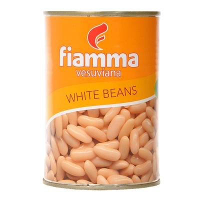 Fiamma Vesuviana Boiled Cannellini Beans 400g