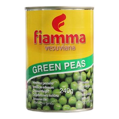 Fiamma Vesuviana Green Peas 400g