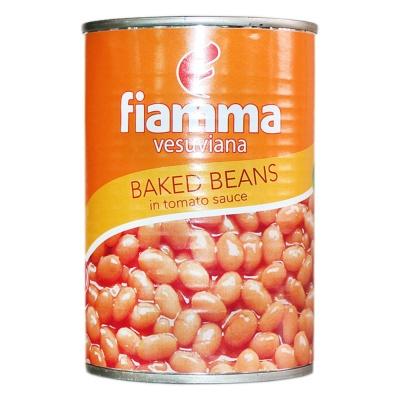 Fiamma Vesuviana Baked Beans In Tomato 400g