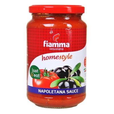 Fiamma Tomato Basil Sauce 350g