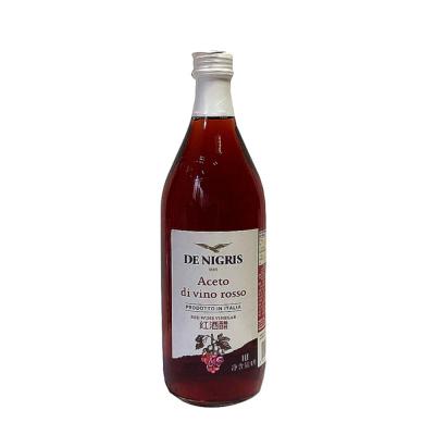 De Nigris Red Wine Vinegar 1L