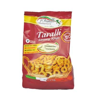 Taralli Rosemary Savory Rings 250g
