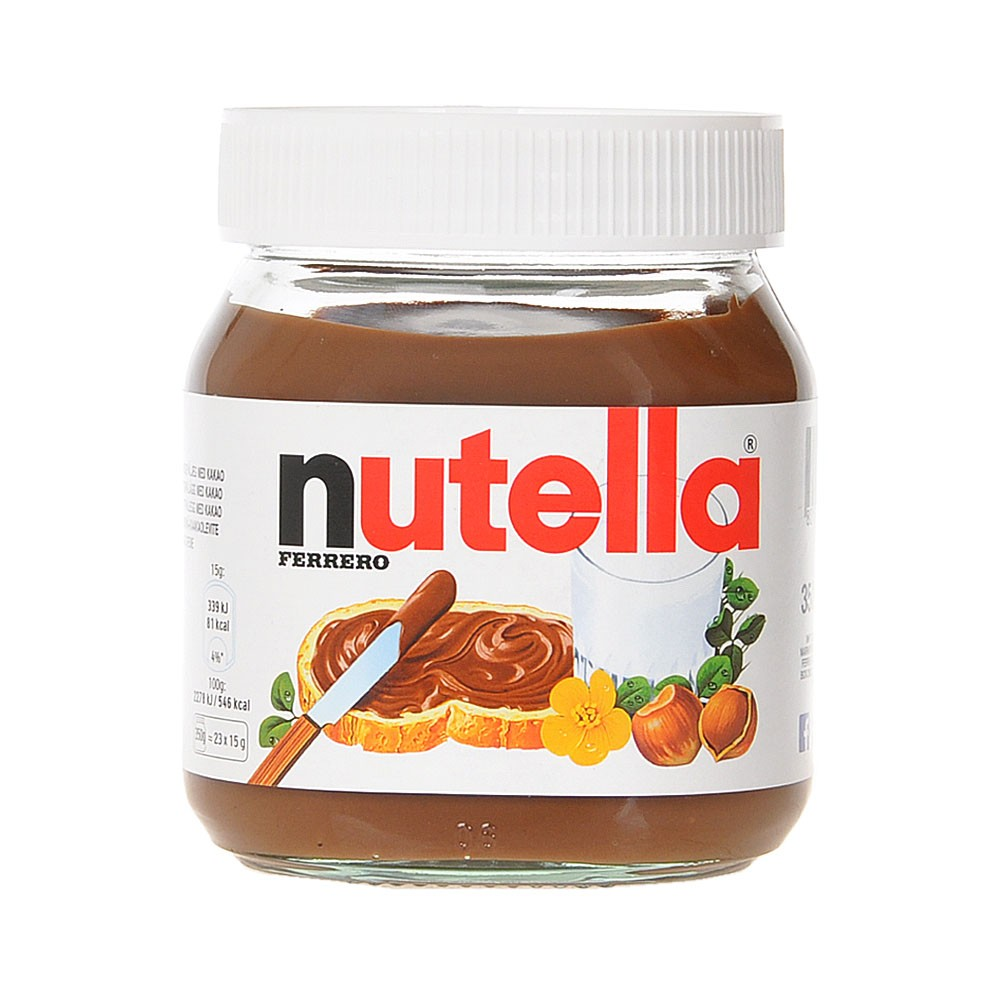 Nutella Chocolate Hazelnut Spread 350g