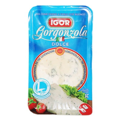 Igor Gogonzola Dop Dolce Cheese 200g