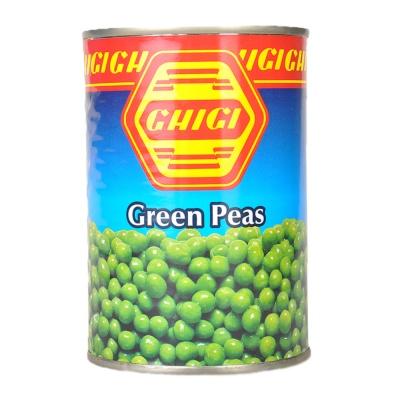 Ghigi Green Peas 400g
