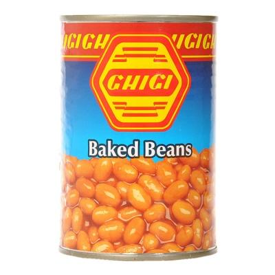 Ghigi Baked Beans 400g