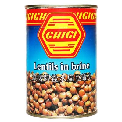 Ghigi Lentils In Brine 400g