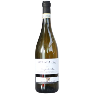 Moscato D'asti Sweet White Wine 750ml