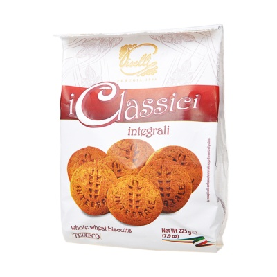Perugia Whole Wheats Biscuits 225g