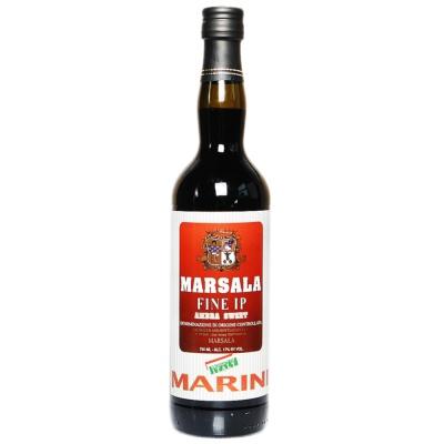 Marini Marsala Fine Ip Ambra Sweet 750ml