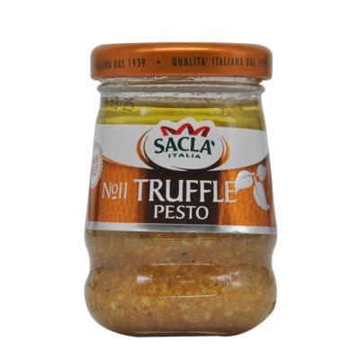 Sacla No.11 Truffle Pesto 90g