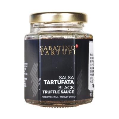 Sabatino Tartufi Black Truffle Sauce 90g