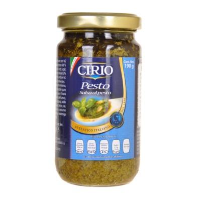 Cirio Pesto Pasta Sauce 190g