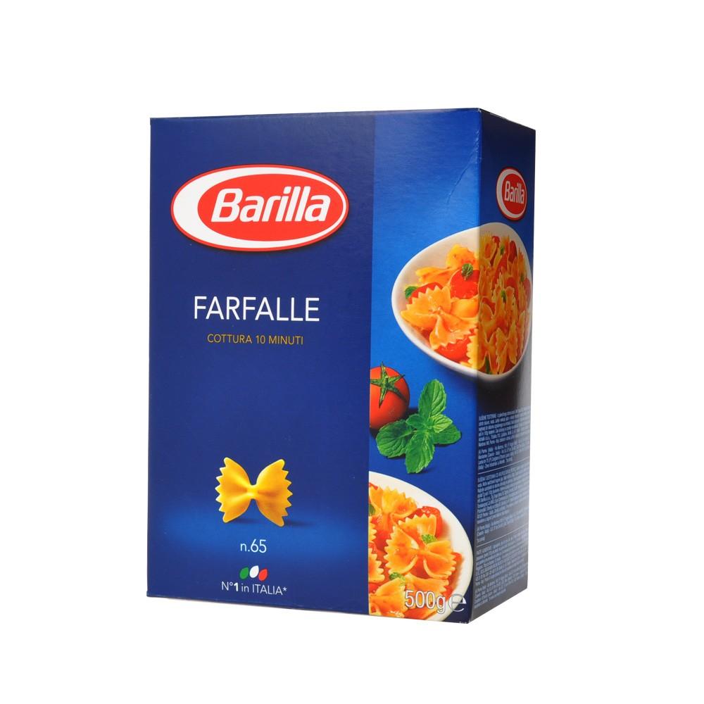 Barilla Farfalle Macaroni n65 500g