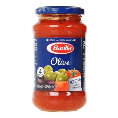 Barilla Olive Pasta Sauce 400g