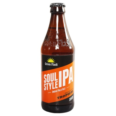 Green Flash Soul Style IPA 355ml