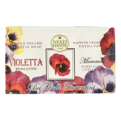 Nesti Dante Bath Soap (violetta Romantic) 250g