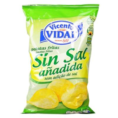 Vidal Original Flavor Chips 140g