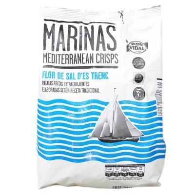 Vidal Sea Salt Flavor Potato Chips 150g