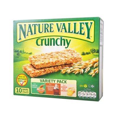 Nature Valley Crunchy(Variety Pack) 210g