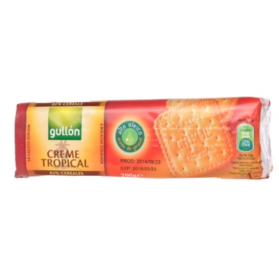 Gullon Creme Tropical Biscuits 200g